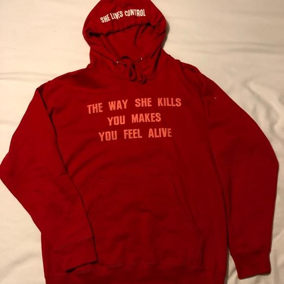 Sweaters Camila Cabello She Loves Control Sweatshirt Poshmark